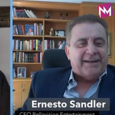 """ERNESTO SANDLER EN """"EMPRENDEDORES"""" NM MIAMI, ENTREVISTADO POR MARIO CAIRA"""