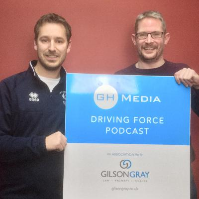 GH Media Driving Force Podcast - Episode 12