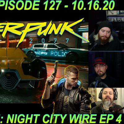 Reacting to Cyberpunk 2077 Night City Wire Episode 4 and your comments!