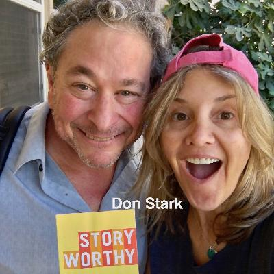 586 - If They Ask If You Can Do It, Say Yes with Actor Don Stark