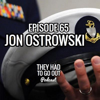 Episode 65: Jon Ostrowski- BMCS (Ret.) - PSU - Chief Petty Officers Association President