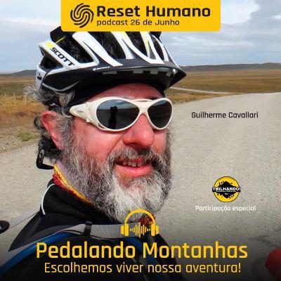 PEDALANDO MONTANHAS com Freddy Duclerc, Guilherme Cavallari e Trilhando Trekking e Natureza!