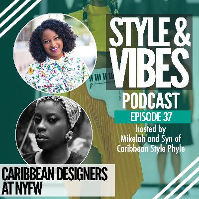 SV 37: Caribbean Designers at NYFW