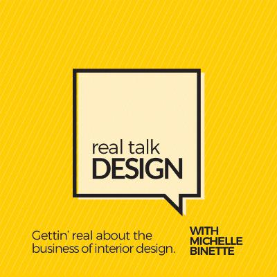 080: Self-taught designer Michelle Berwick Design shares her back-story, her experiences with contractors and we dig deep on pricing and processes