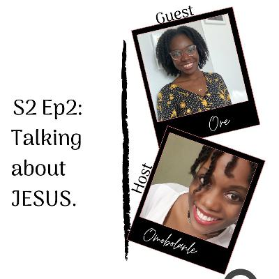 Talking about Jesus with Ore