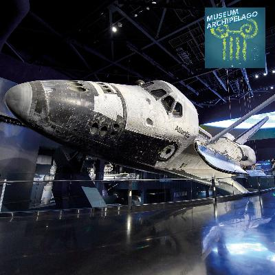 64. Kennedy Space Center's Shuttle Atlantis Experience Is Part Museum, Part Themed Attraction