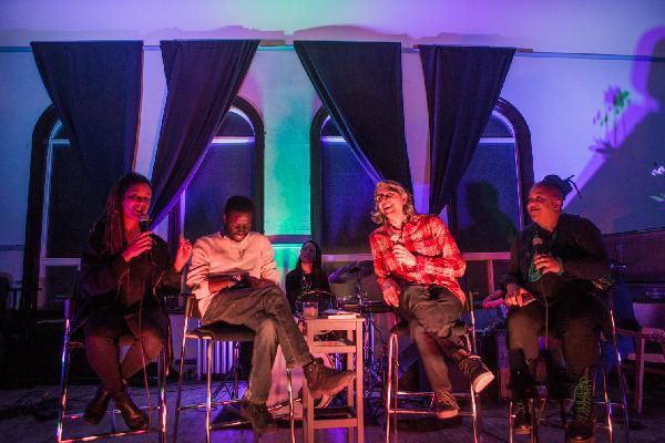 Ep. #462: Syrus Marcus Ware, Robyn Maynard, Desmond Cole on Long Night