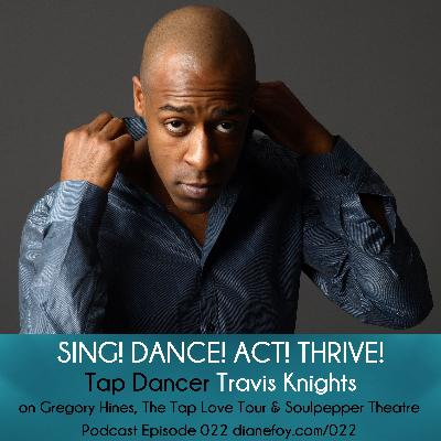 Tap Dancer Travis Knight