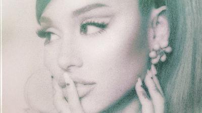 Ariana Grande's Album Positions