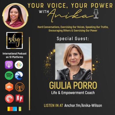 Self Worth & Confidence with Giulia Porro