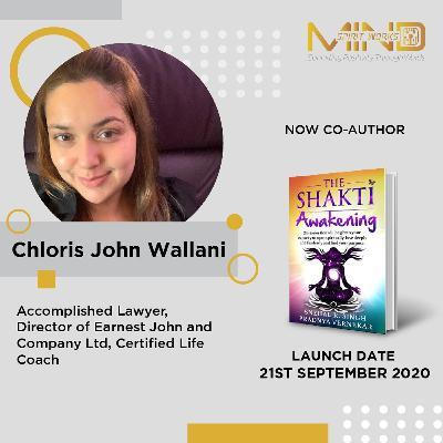 Celebrating Shakti - Chloris Wallani John