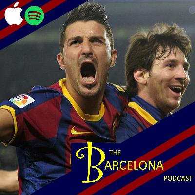Is David Villa a Barcelona legend? Diego Maradona, Mauricio Pochettino, and Oriol Busquets [TBPod166]
