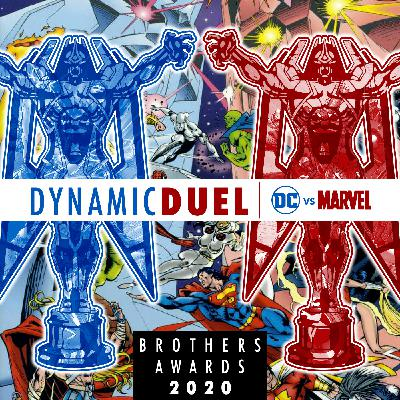 Best of DC & Marvel 2000-2009 Brothers Awards