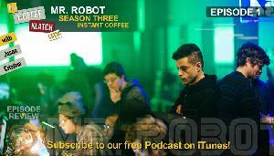 MrR – Instant Coffee Mr Robot S3 E1
