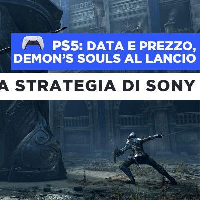 Data e prezzo di PlayStation 5! Demon's Souls come KA, la strategia di Sony