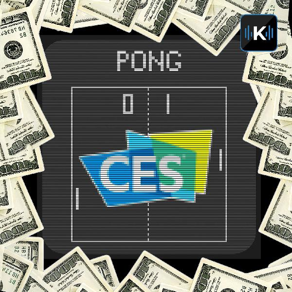 Crowdfunded Pong table a hit at CES -- New tech added to old coolers -- New iPhone feature makes spying easy