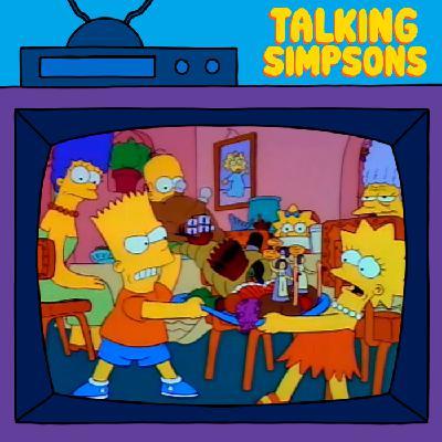 Talking Simpsons - Bart Vs Thanksgiving With Tim Kalpakis
