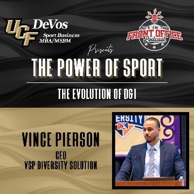 Power of Sport - Foundations of Diversity & Inclusion with Vince Pierson
