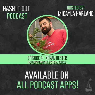 004 Intentionality in Cannabis - Kenan Hester - Critical Source