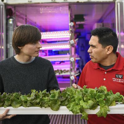 The Future of North Carolina Agriculture