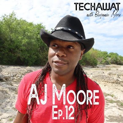 AJ Moore: An Artistic Pursuit