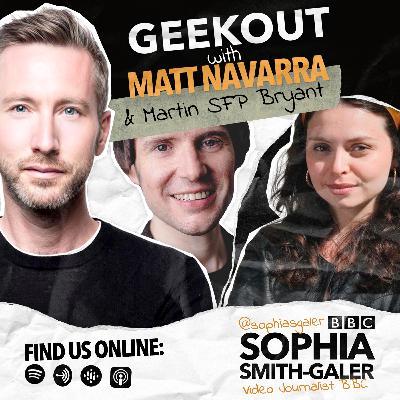 16. The BBC's Sophia Smith Galer on TikTok journalism and positivity online