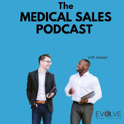 The Journey From Medical Representative To Entrepreneur With Courtney Richards