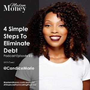 #5 - 4 Simple Steps to Eliminate Debt for Young Adults