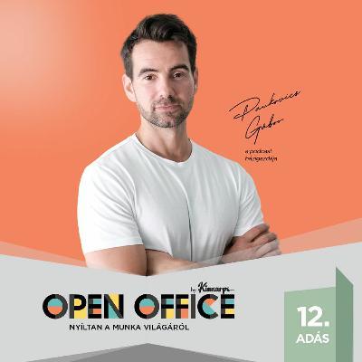 12. Változásról és a kezeléséről röviden: Paukovics Gábor   Open Office Podcast