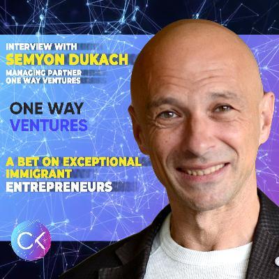 💎A bet on exceptional immigrant entrepreneurs (w Semyon Dukach & Constantin Kogan)