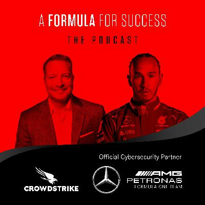 2020 FIA Formula One™ World Drivers Champion Lewis Hamilton sits down with CrowdStrike Founder and CEO George Kurtz.
