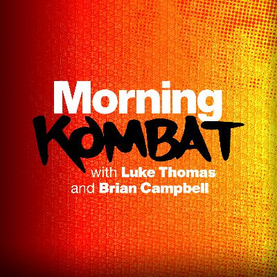 14:  Jedrzejczyk vs. Waterson, Cain Velasquez MMA Retirement and Brock rematch…sort of | Weidman vs. Reyes | MORNING KOMBAT | Ep. 14