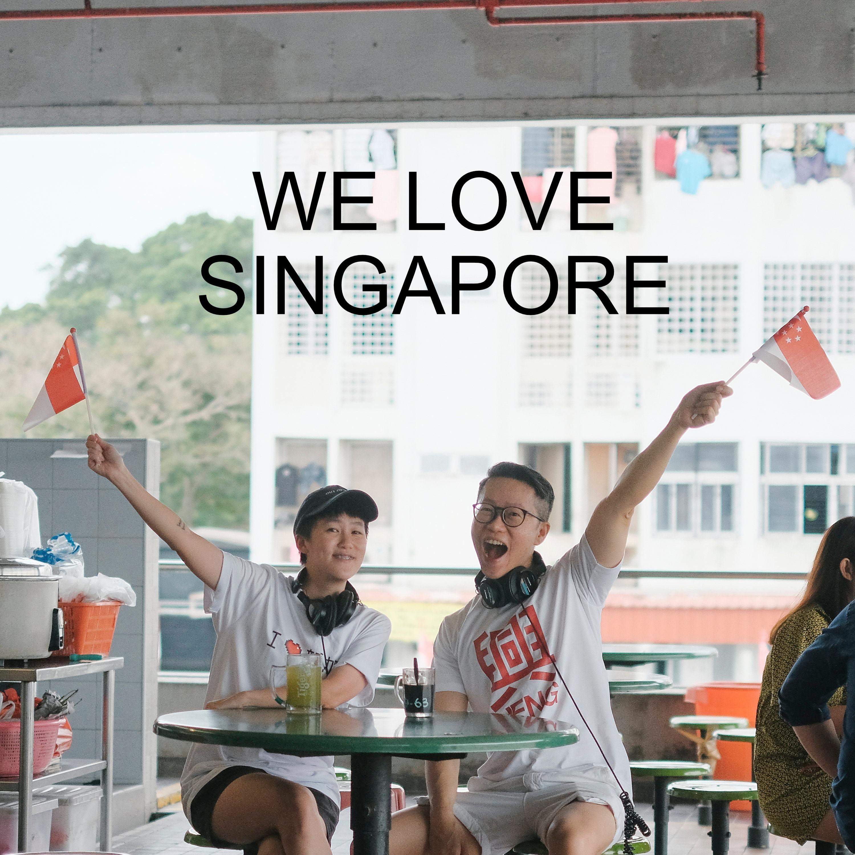 Ep #37 - We Love Singapore!