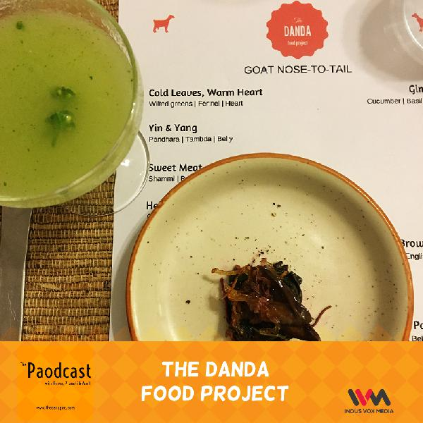 Ep. 64: The Danda Food Project