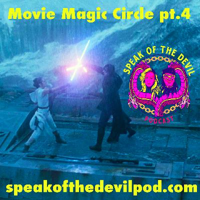 MOVIE MAGIC CIRCLE 4: STAR WARS/SKYWALKER