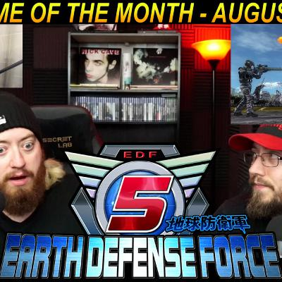 We Review Earth Defense Force 5 - Game of the Month August 2020