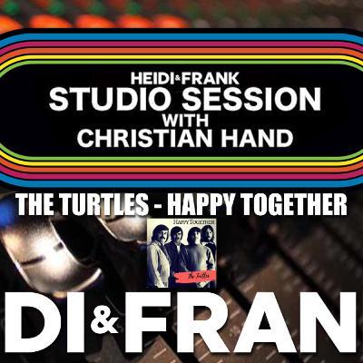 HF Studio Session With Christian James Hand 05/24/21