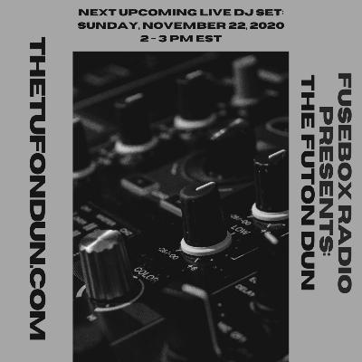 Episode 471: FuseBox Radio #623: DJ Fusion's The Futon Dun Livestream DJ Mix Fall Session #13 (Red Velvet Cheesecake Rap & R&B Mix)