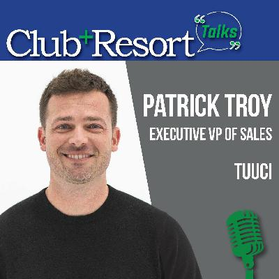 Patrick Troy, Executive Vice President of Sales at TUUCI