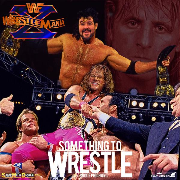 Episode 147: WrestleMania X