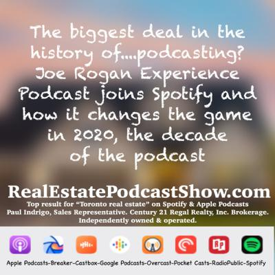 Episode 278: The biggest deal in the history of...podcasting? The Joe Rogan and Spotify announcement