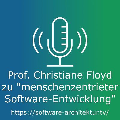 """Prof. Christiane Floyd zu """"menschenzentrierter Software-Entwicklung"""""""