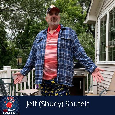 Hospice, Palliation, And Making The Decision To Improve Your Quality Of Life With Guest Jeff Shufelt