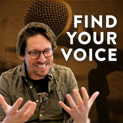 Finding Your Voice (The Good Word)