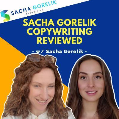 #24 - Sacha Gorelik Copywriting Review w/ Sacha Gorelik   Amazon SEO Service & Branding Expert