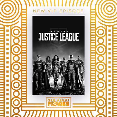 VIP Preview! Zack Snyder's Justice League