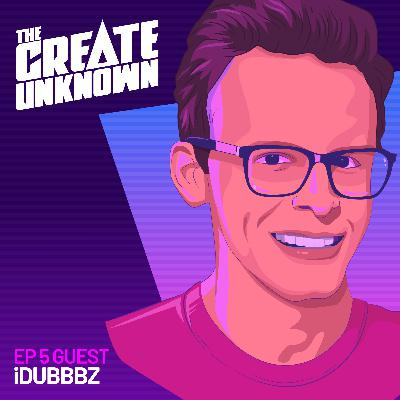 iDubbbz enters The Create Unknown