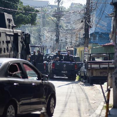 O dia seguinte da operação mais letal do Rio; e encontro de ministros com embaixador da China