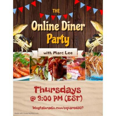 The Online Dinner Party with Marc Lee