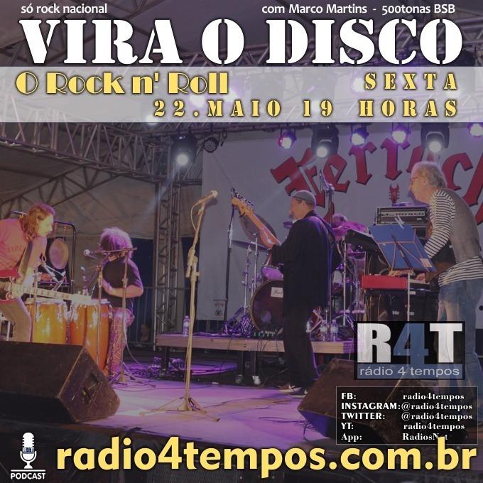 Rádio 4 Tempos - Vira o Disco 62:Rádio 4 Tempos